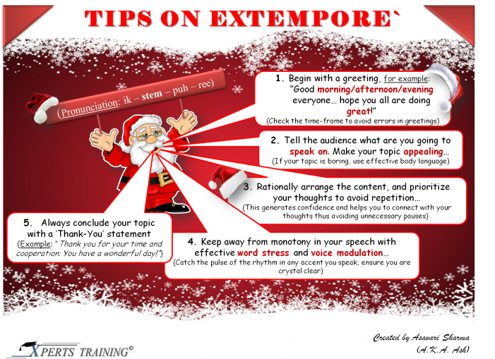 tips-on-extempore